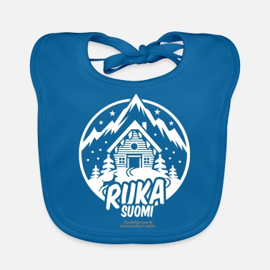 Ski Resort Ruka Suomi Ski Resort T-shirt - Haklapp