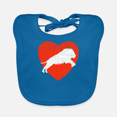 Mammal Heart For Mammals - Baby Bib