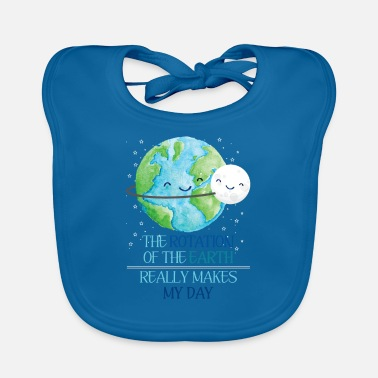 Conservation Earth Day - Baby Bib