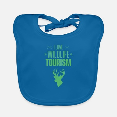 Wild Animal Wild tourism tourist wild animal wild animals - Baby Bib