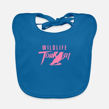 Tourism Wildlife tourism - Baby Bib