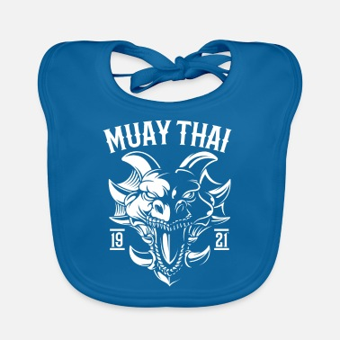 Limbs Dragon Head Muay Thai shirt - Baby Bib