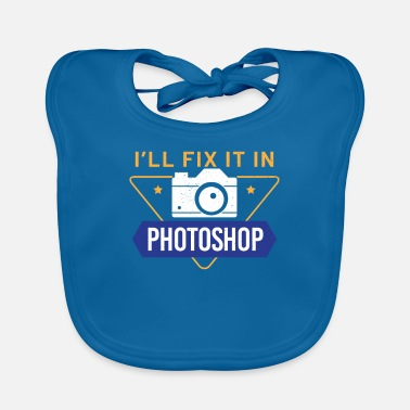 Photoshop Photoshop fix it - Baby Bib