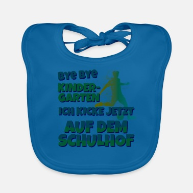 Start Of School School start of school Kindergarten school start - Baby Bib
