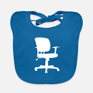 Office office - Baby Bib
