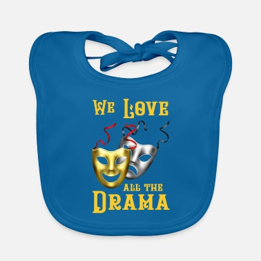 Actress Drama Actress Actor Acting Theatre Theater Movie - Baby Bib