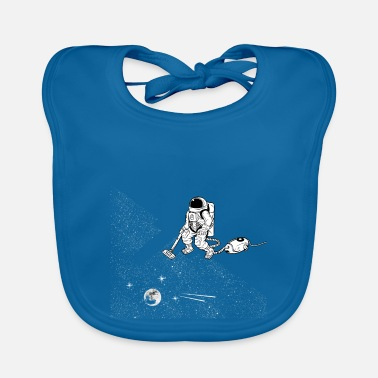 Vacuum Cleaner Space vacuum cleaner - Baby Bib