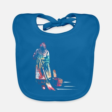 Cleaning Lady Cleaning ladies - Baby Bib