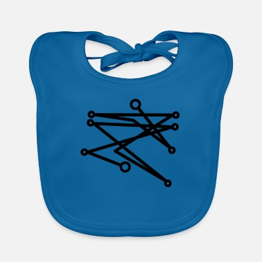 Sigille for love Sigil magic - Baby Bib