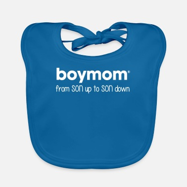 Download Boy Mom From Son Up To Son Down T-Shirt - Baby Bib