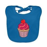 Baby geschenk cupcake