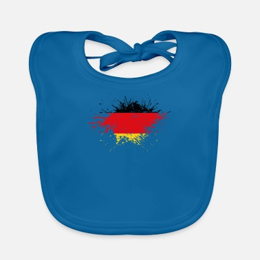 Germany flag flag Germany flag - Baby Bib