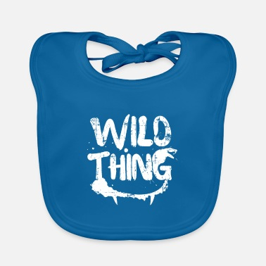 Wilderness wilderness - Baby Bib