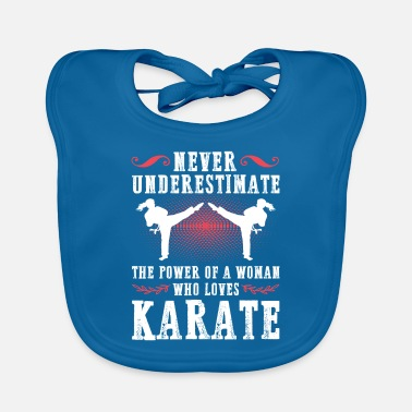 Club Karate club club - Baby Bib