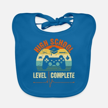 Video High School Level Complete Graduation 2020 Gift Vi - Lätzchen