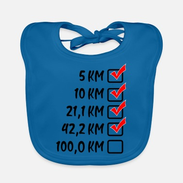 Ultramarathon Run Ultramarathon Run - Baby Bib