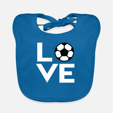 Voetbal Love Love Football - Slabbetje