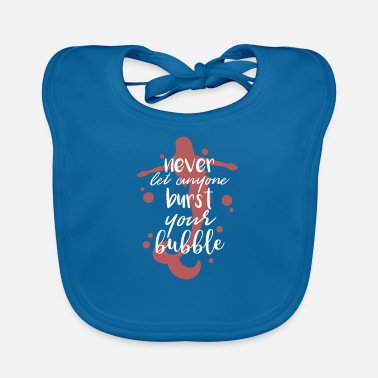 Mermaid Mermaid mermaid - Baby Bib
