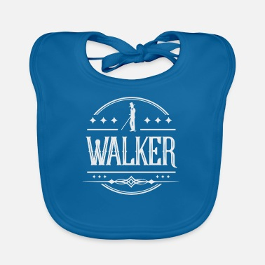 Go For A Walk To go for a walk - Baby Bib