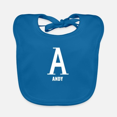 Andy Andy - Baby Bib
