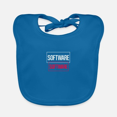 Software software - Baby Bib