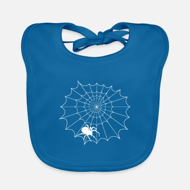 Net Net with spider - Baby Bib