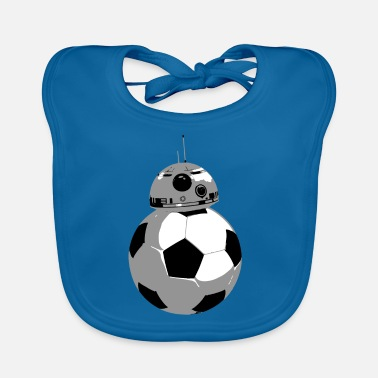 BB Football - Baby Bib