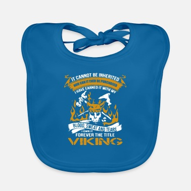 Positive VIKING - Baby Bib
