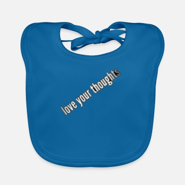 Thought thoughts - Baby Bib