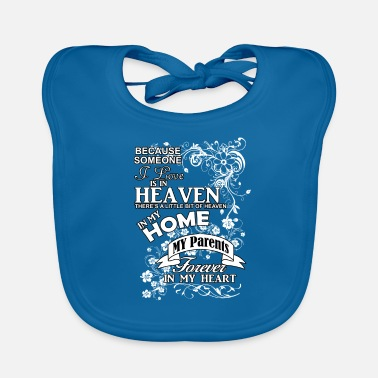Parents Parents - Baby Bib