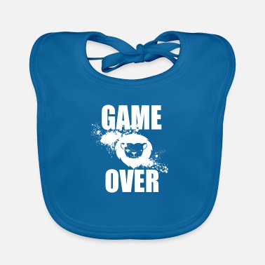 Game Over Gamer - Game Over - Haklapp