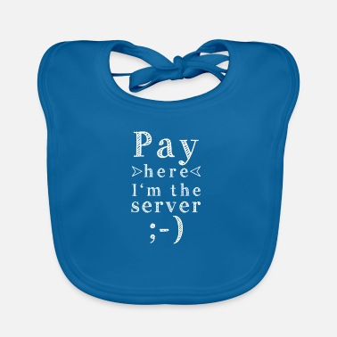 Pay Pay here - Baby Bib