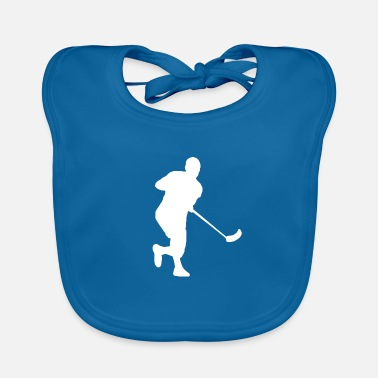 Ball Floorball - Baby Bib