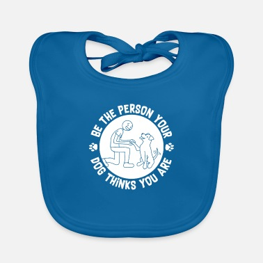 Person Be The Person - Baby Bib