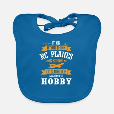 Hobby hobbies - Baby Bib