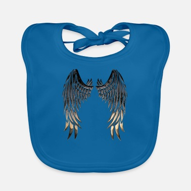 Wing Wings wings - Baby Bib