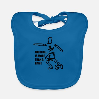 Football Game Football Football Game - Baby Bib