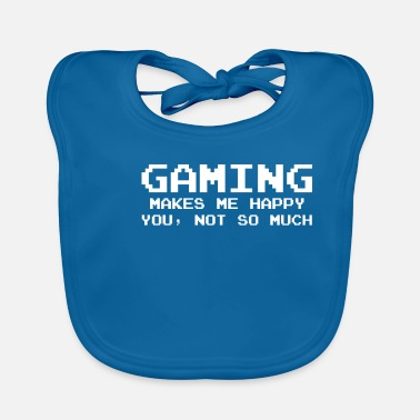 Game Gaming gaming gaming - Baby Bib