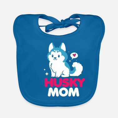 Lover Husky dog dog hairdresser dog lover dog lover - Baby Bib