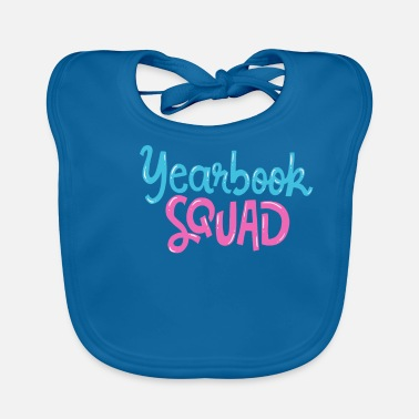 Troops Yearbook troop - Baby Bib