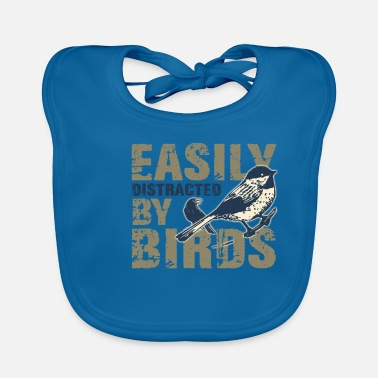 Bird Watching Bird Watching, Bird Watching Gift - Baby Bib