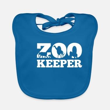 Keeper Zoo keeper animal keeper zoologist - Baby Bib