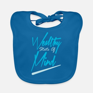 Wealthy WEALTHY DESIGNS - Baby Bib