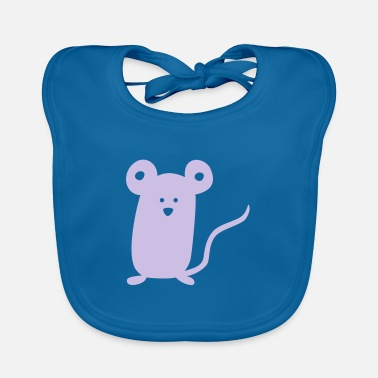 Baby Mouse Baby mouse - Baby Bib