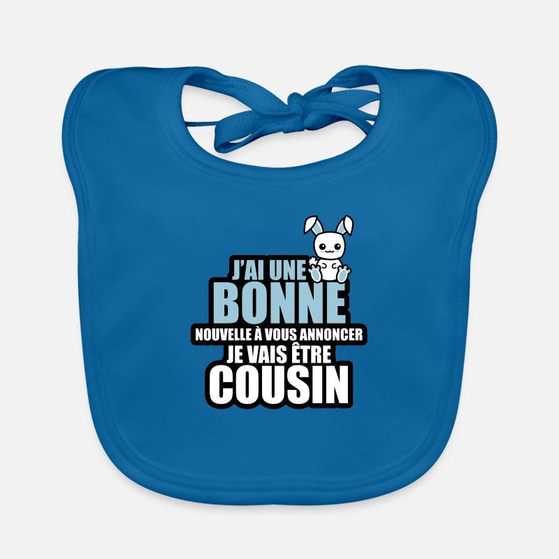 Im le magnifique petite soeur//Cousin Avec Personnalisé Nom-Bavoir Bébé par BWW...