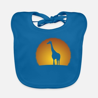 Steppe Savanna steppe Africa - Baby Bib
