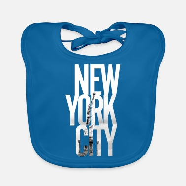 New York City | Know - Baby Bib