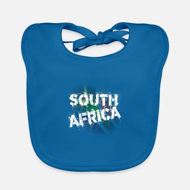 South Africa South Africa knows - Baby Bib