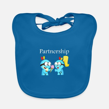 Partnership Partnership - Baby Bib