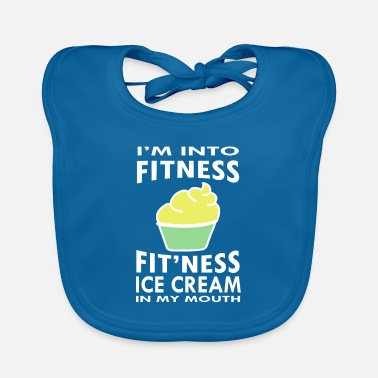 Motion Fitness Gym Lovers Funny Ice Cream - Hagesmæk